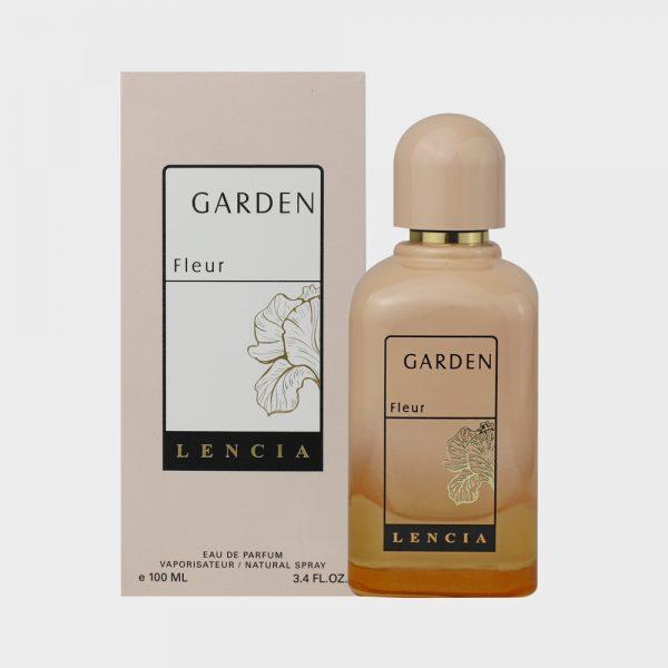 Lencia Garden Fleur Edp 100ml with Box