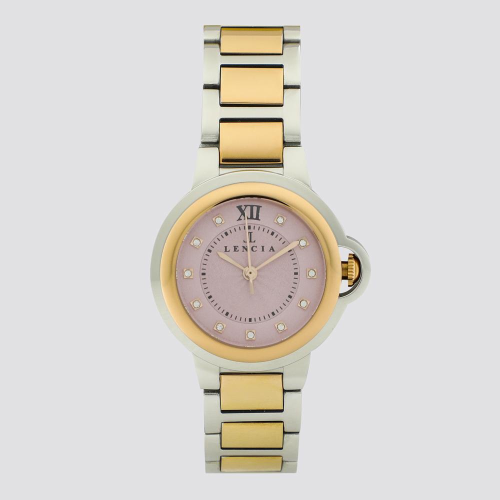 Lencia Analog Watch-LC7174H10 1