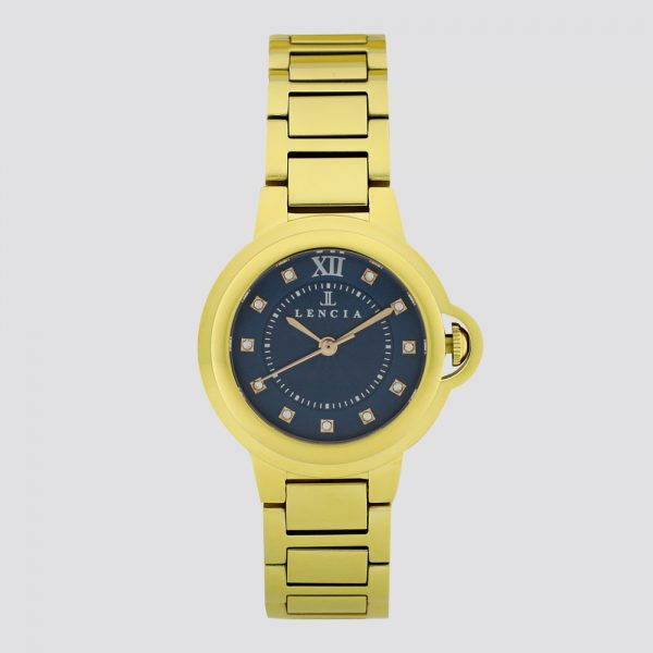 Lencia Analog Watch-LC7174H11 1