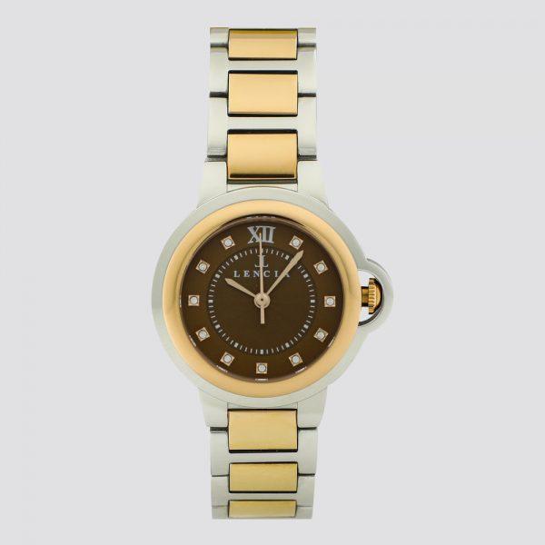 Lencia Analog Watch-LC7174H14 1