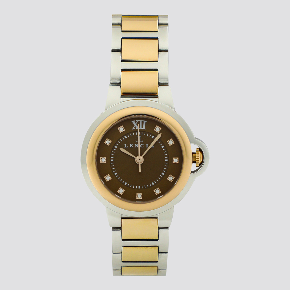 Lencia Analog Watch-LC7174H14 1