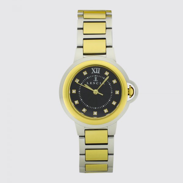 Lencia Analog Watch-LC7174H6 1