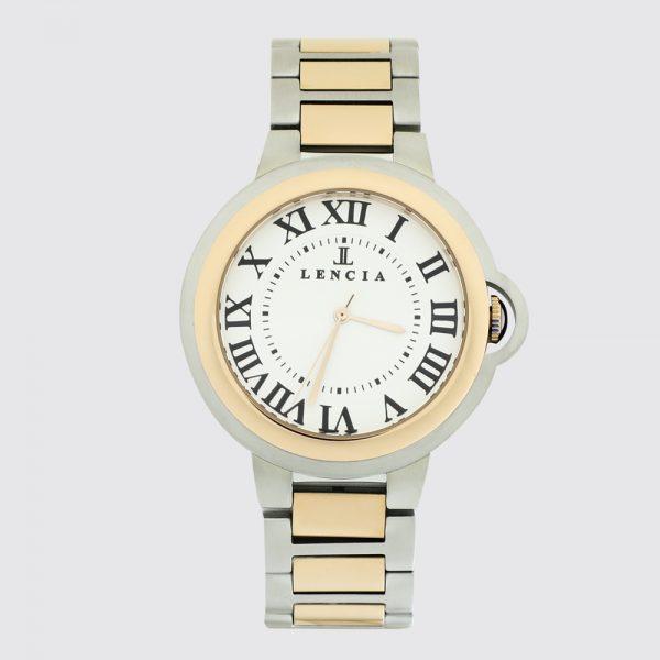 Lencia Analog Watch-LC7374A4 1