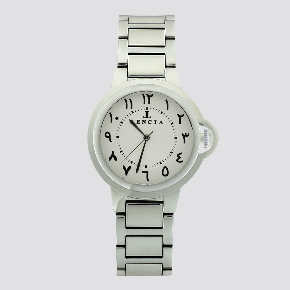 Lencia Analog Watch-LC7374C1 1