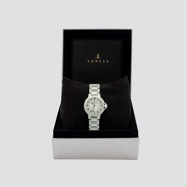 Lencia Analog Watch-LC7374C1 3