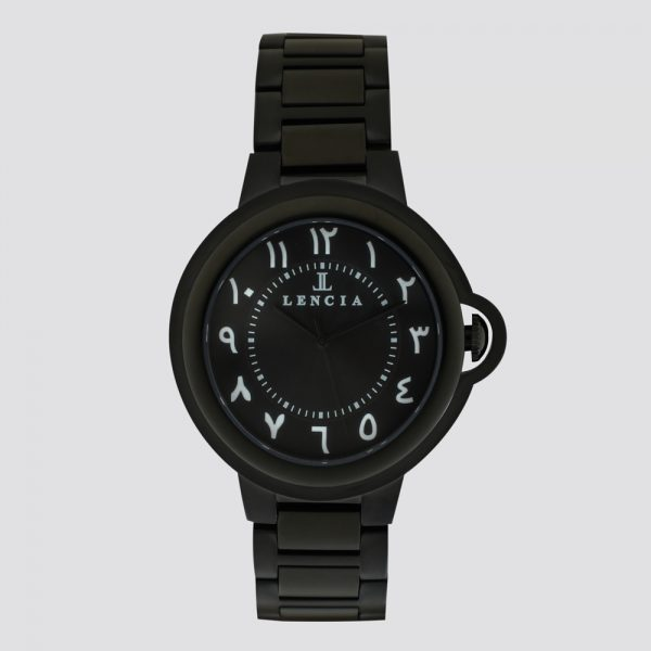 Lencia Analog Watch-LC7374C4 1