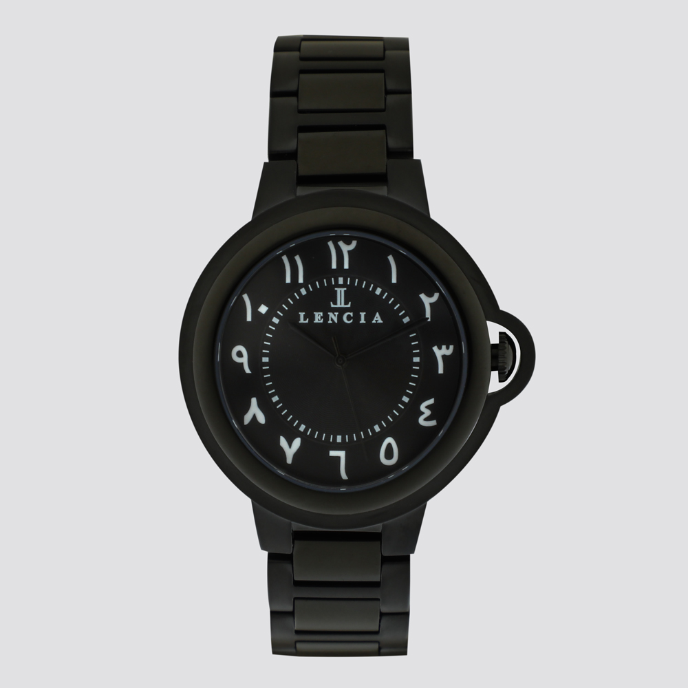 Lencia Analog Watch-LC7374C4 1