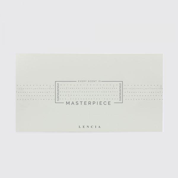Lencia Master Piece 4pcs Gift Set Edp 30ml 3