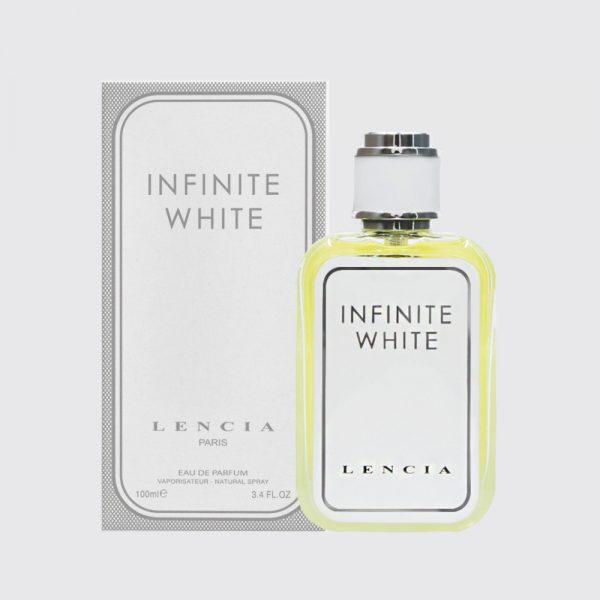 Lencia Infinite White EDP 100ml Bottle With Box
